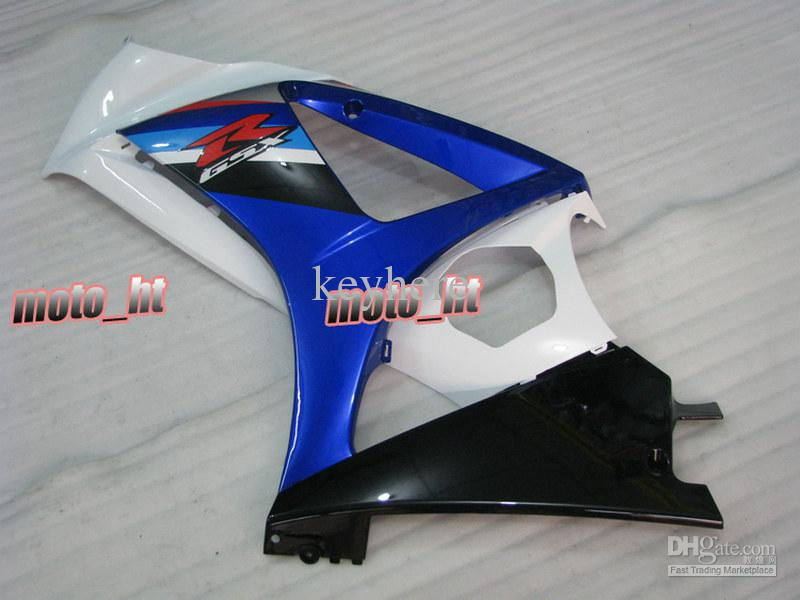 GSX-R1000 2007 2008 K7 GSXR 1000 GSXR1000 07 08 BodyWork + WindShield