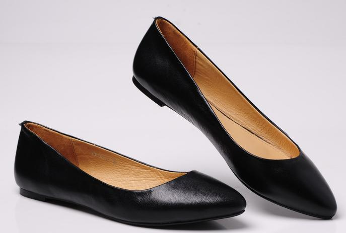 flat black dress shoes for women | Gommap Blog