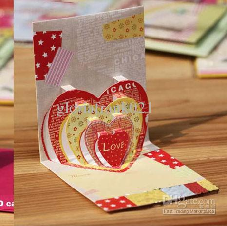 Lovely 3d greeting card 16 patterns mini size thank you card gift lovely 3d greeting card 16 patterns mini size thank you card gift card birthday card with envelope birthday day cards birthday greeting from gloriafrank021 m4hsunfo
