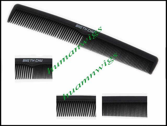 専門の高温、帯電防止の髪の櫛、理髪櫛、炭素繊維、作られた