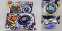 Nuovo 8 pcsTAKARA TOMY Beyblade Metal Fight Nemesis X: D 4D sistema bottom BB-122