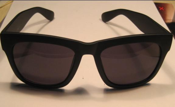 The Black Sunglasses Goggles New Glasses