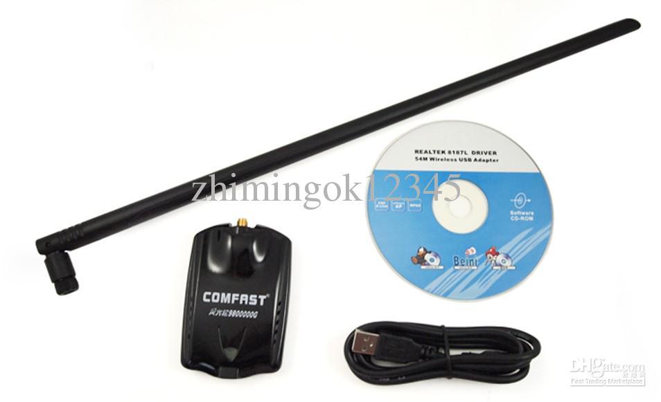 High Power 980000g 3000mw 13dbi Usb Adapter Wifi Wireless Ethernet ...