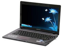 Processore intel i5 online-100% nuovo computer portatile Lenovo IdeaPad Z470ITH Processore Intel Core I5-2450M Unità CD da 2,5 GHz 4 GB / 500 GB