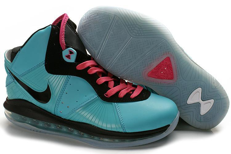 Nike Air Max Lebron James 8 South Beach