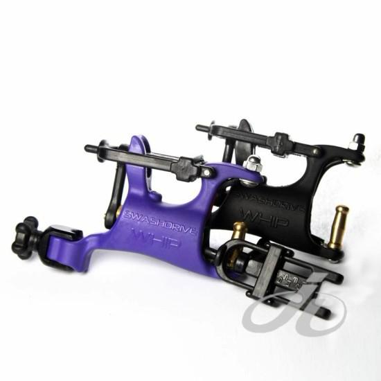 Butterfly Rotary Tattoo Machines Swashdrive WHIP Tattoo Gun Kits Supply Excellent