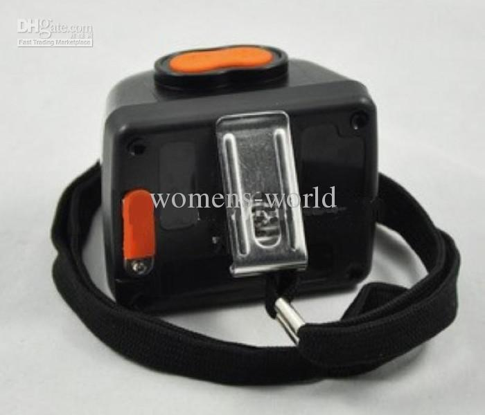 KL4.5LM Led Miner Lamp Intelligence Mining Headlight with 3W CREE LED Li-ion Battery Timer Display