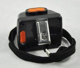 Wholesale Miners Headlights - KL4.5LM Led Miner Lamp Intelligence Mining Headlight with 3W CREE LED Li-ion Battery Timer Display