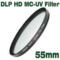 Wholesale hd filters - Emolux Digital UV HD DLP MC-UV 55mm Filter Broadband HD,Digital Low Profilter,Multi-Coat UV
