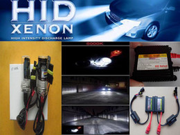 Wholesale Slim Ballast Xenon Conversion Kits - Auto Xenon HID Conversion Kit 12V DC voltage 35W H7 6000K Car Hid Xenon Kit Blub Lamp Slim ballast