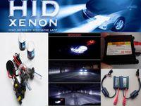 xenon far konvertör kitleri toptan satış-Otomobil Far Xenon HID Dönüşüm Kiti 12 V DC 35 W H7 4300K-12000 K Araba Hid Xenon Kiti sakladı Blub Lamba Ince balast oto far