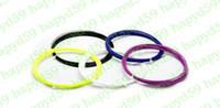 Wholesale Lining Racquets - 10pcs badminton strings line badminton racket string badminton racquet line max28lbs