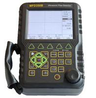 Wholesale Digital Ultrasonic Flaw Detector - Digital Ultrasonic Flaw Detector MFD350B