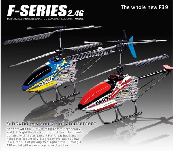 Factory Price MJX F39 78CM Metal built-in Gyro 2.4Ghz 4ch Rc helicopter Model Toys LCD Radio