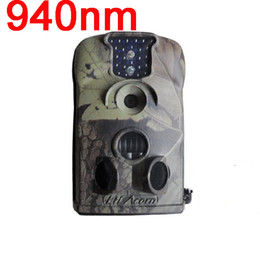 Wholesale trail scouting camera - Ltl acorn 5210A 12MP 940nm infrared scouting trail camera hunting camera animal wildlife camera