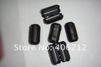 Wholesale Emi Nizn - EMI NiZn ferrite core with plastic case as anti-interference UF35B ID 3.5mm, 200pcs lot