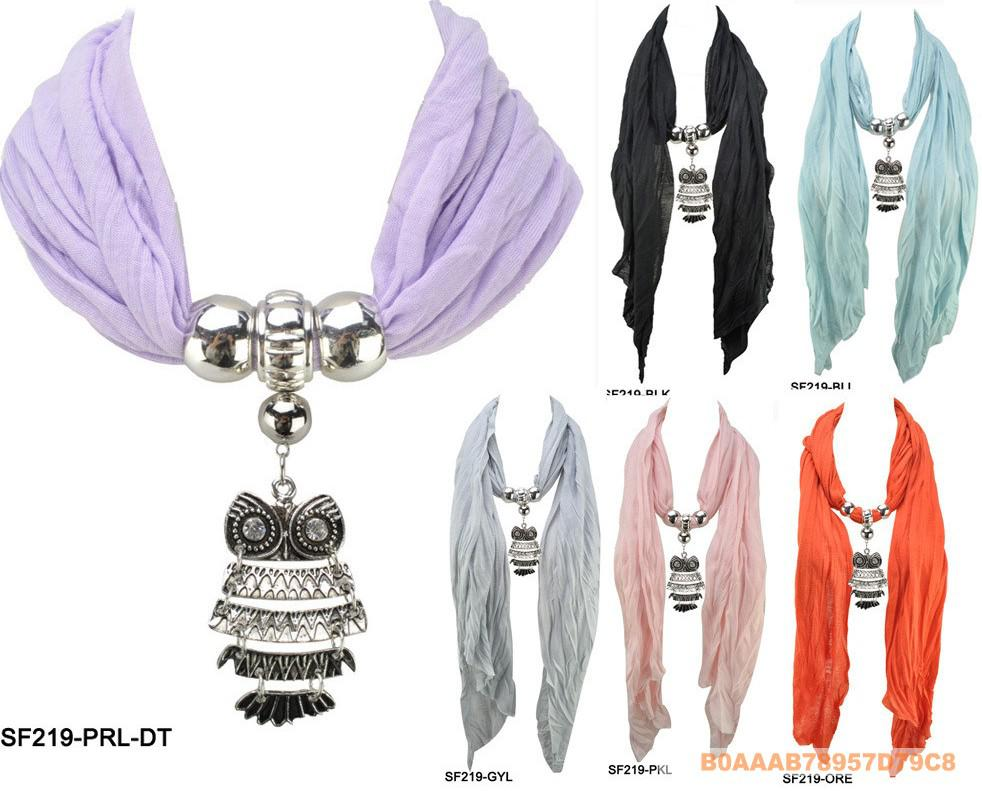 2016 special offer no brand yarn dyed hot sale scarf pendant the owl 2016 special offer no brand yarn dyed hot sale scarf pendant the owl jewelry necklace womens retro charming jewellery scarves mix dhl free 2018 from aloadofball Image collections