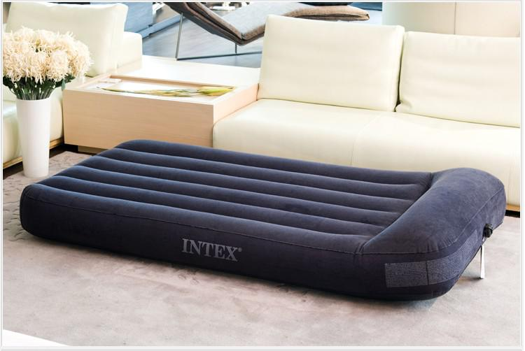 standard single size air mattress airbed for living room intex free express