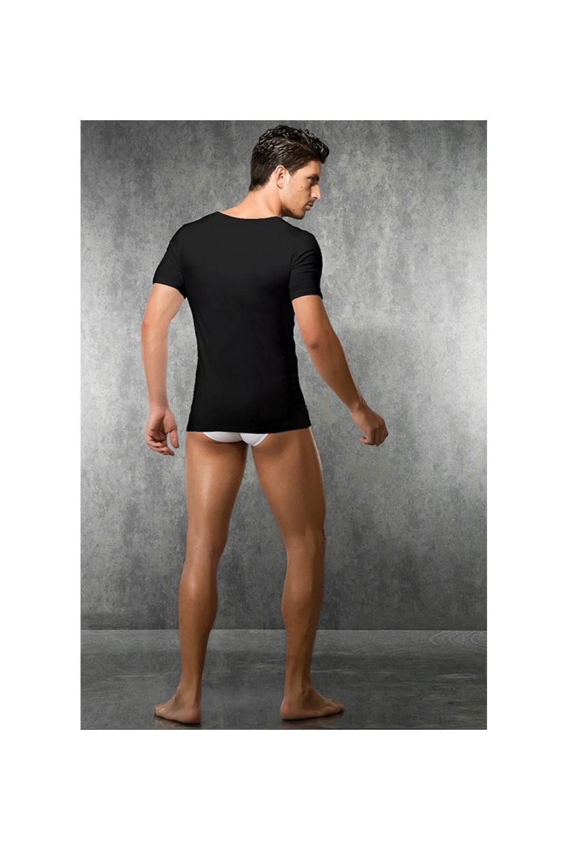 Doreanse 2520 Wide Round Neck Men's T-Shirt HB000001Z2Z4