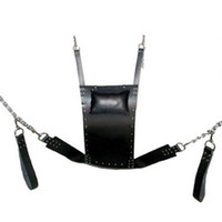 Wholesale Slings Stirrups - Genuine leather Strict Leather Sling and Stirrups and Pillow 1 set