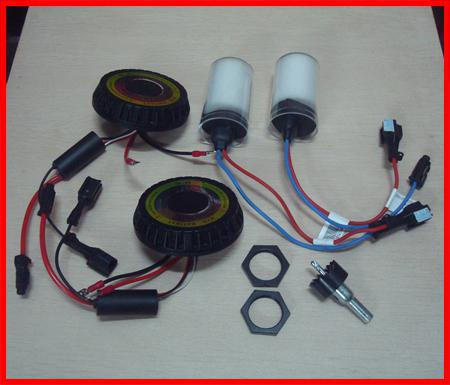 35W ALL IN ONEONE FOR ALL HID XENON CONVERSION KIT H1 H3 H7 H9 H11 880 9005 9-16V LIGHT BULB