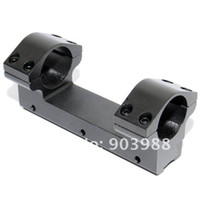 "Wholesale One Piece 11mm Rings - Hotsale Low One-piece Scope Mount 1"" icnch Ring for 11mm Rail #NR3B"