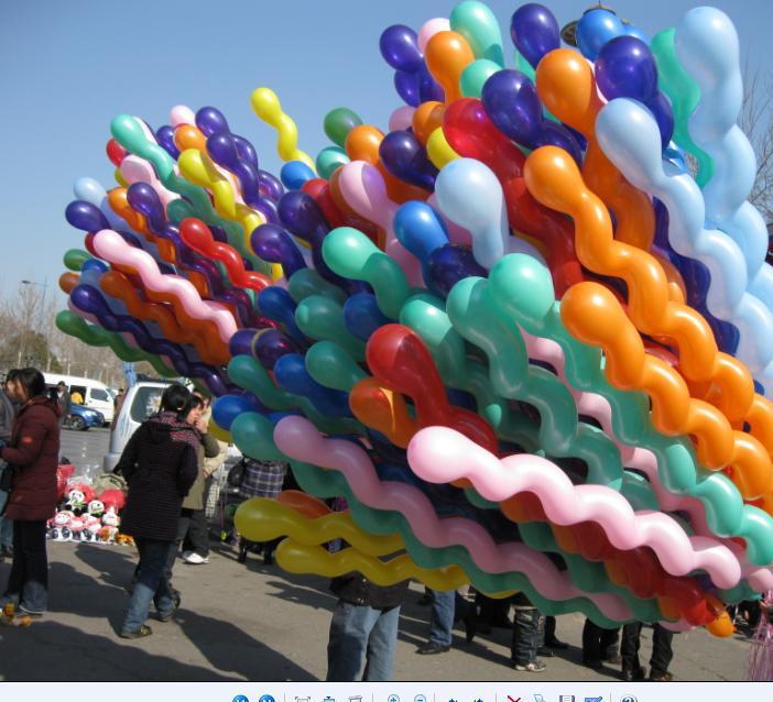 100 قطع لولبية حلو متعدد الالوان بالونات برغي بالون حفل زفاف تفضل كيد هدية ديكورات المنزل جديد