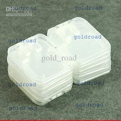 Skyblue Plastic Shell Tf Micro Sd Memory Card Reader