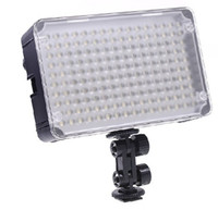 Wholesale Aputure Flash Pentax - Aputure AL-160 LED Video Lights flash Light Bulb Hot Shoe For Canon Nikon Pentax Olympus Panasonic