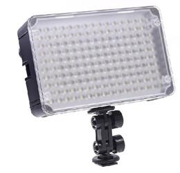 video flash light 2019 - Aputure AL-160 LED Video Lights flash Light Bulb Hot Shoe For Canon Nikon Pentax Olympus Panasonic