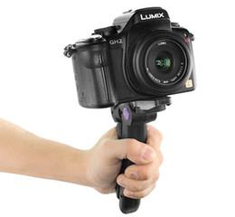Mini trípodes cámaras digitales online-Soporte de trípode portátil Mini Photo / Video para videocámara digital y cámara
