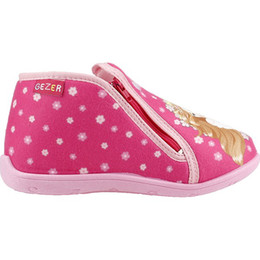 Gezer 2806 Fuşya Ana Anaokulu Ve Okul Kız Panduf Ayakkabı HB00000EXWOK