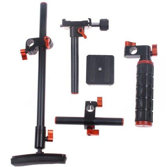 Aputure MagicRig Video capture Stabilizer Rig Bracket shoulders for all DSLR camera camcorder