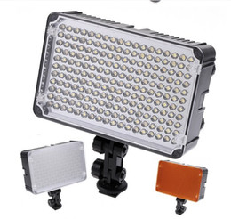 video flash light 2019 - Aputure Amaran AL-198A LED Video Lights Camera flash photo lighting Lamp 5600K For Canon Nikon