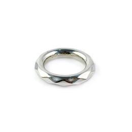 Deutschland Versilbert Schmuckschals DIY Made Round Circle Rings Making Zubehör, Scaf Ring Erkenntnisse geschoben, PT-380 cheap scarf made Versorgung