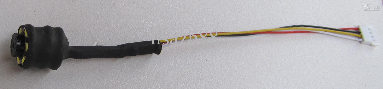 520TVL Audio Mini telecamera a colori a LED, Mini telecamera CCTV, 0 lux, luci led ad alta risolutone 900ALED