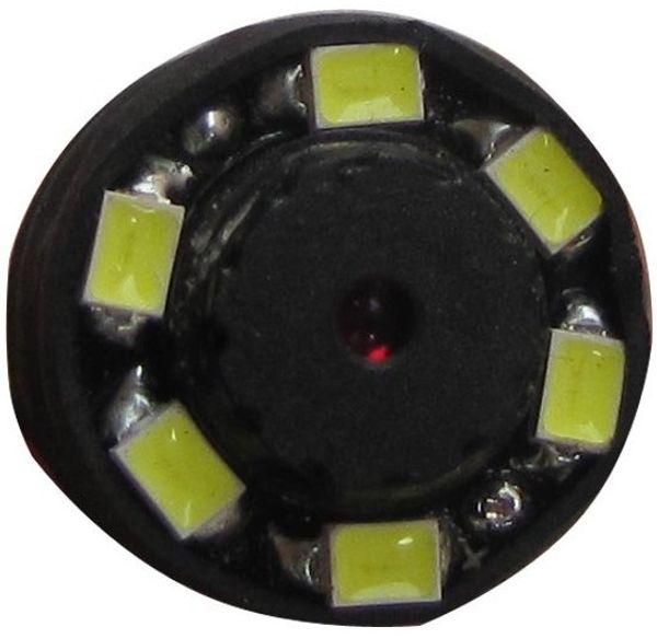 520TVL Audio Mini telecamera a colori a LED, Mini telecamera CCTV, 0 lux, 6pcs luci led ad alta risolutone 900ALED