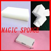 Wholesale Wholesale For Kitchen Items - HOT!TOP ITEM Magic Sponge Eraser Melamine Cleaner ,multi-functional sponge for Cleaning 100x60x20mm