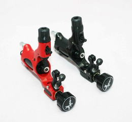 Top 2 Libélula Rotary Tattoo Machine Gun (Red + Black) Kits de Beleza Fornecer Tanto Para Shader Liner