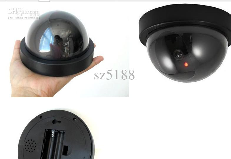 2018 Fake Dummy Security Cctv For Home Camera Led From Sz5188 ...