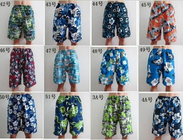 Online Cheap Shorter Length,Mens Surf Board Patterned Shorts ...