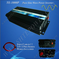 Wholesale Sine Wave Free Shipping - Pure Sine Wave 12V 24V 220V 230V 1000W Inverters .free shipping!