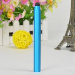 2019 penna capacitiva dello stilo del metallo Pennino portatile touch pen per schermo di iPhone 4 4S di tocco capacitivo MTK6573 del telefono mobile Color Mix