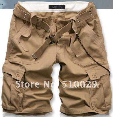 2017 Hot Sale Mens Cargo Shorts Pants Designer Camouflage Color ...