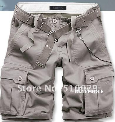 2017 New Fashion Mens Cargo Shorts Pants Designer Camouflage Color ...