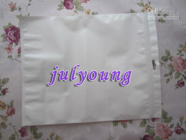 Zipper Plastic Retail bag Package packing for Apple Ipad 2 3 Ipad2 table TPU case cases