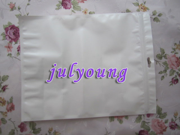 Zipper Plastic Retail bag Package packing for Apple Ipad 2 3 Ipad2 table TPU case cases 50pcs