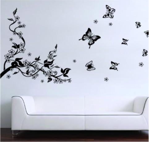 Removable Wall Stickers Living Room Decals Kids Decor Hot Sale