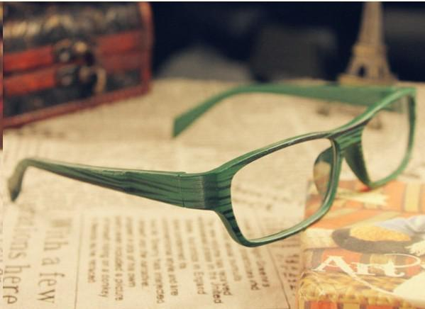 Wooden Glasses Frames The Men And Women \'s Glass Frame Mix Of Style ...
