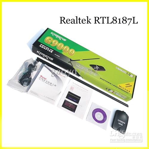 RTLL USB DRIVERS FOR MAC